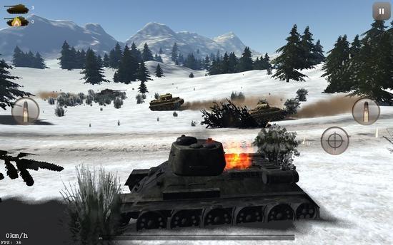 古代坦克战3