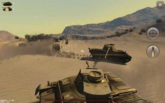古代坦克战2