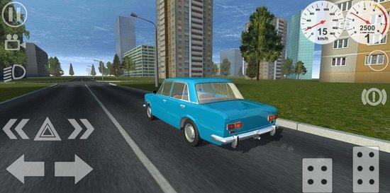 车祸模拟器马路杀手游戏