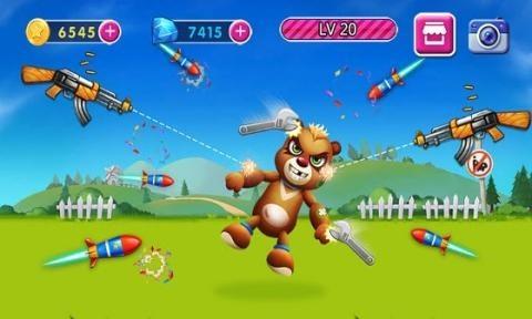 消灭恶魔熊游戏免费