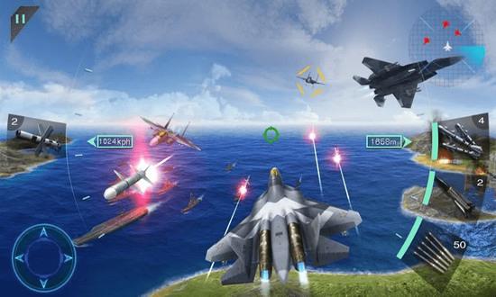 海陆空之战游戏