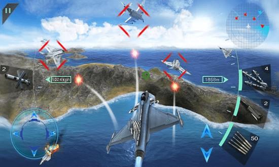 海陆空之战3
