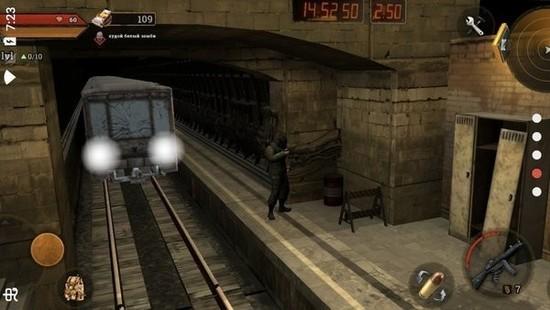 地铁生存僵尸猎人1