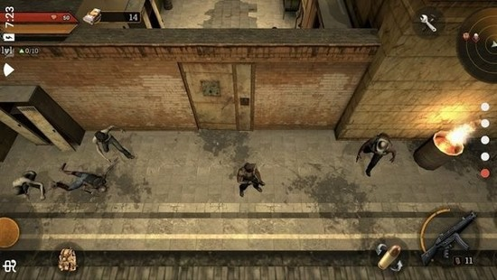 地铁生存僵尸猎人2