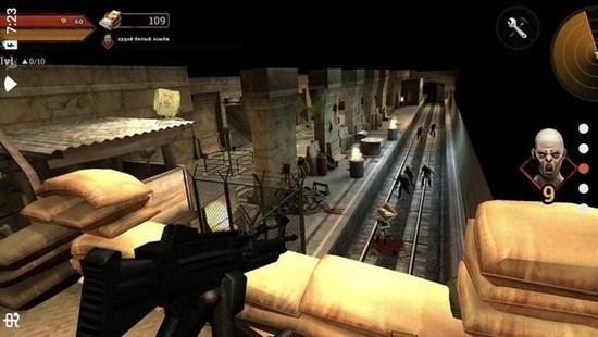 地铁生存僵尸猎人3