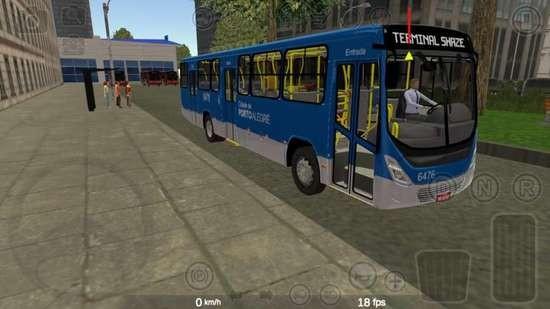 公交车驾驶模拟器3