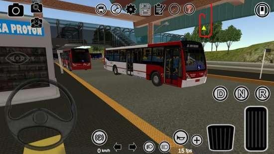 公交车驾驶模拟器1