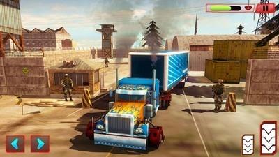 重型卡车机器人英雄3