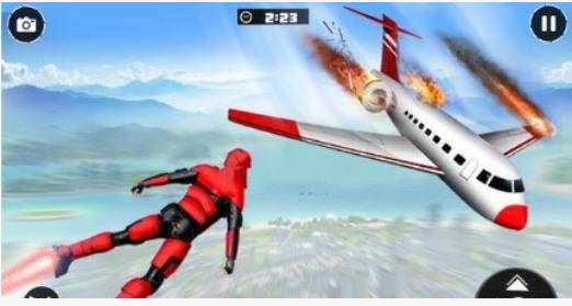 超级英雄生死时速安卓版
