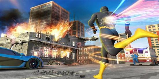 超级英雄生死时速2