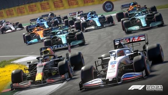 F1 2021简体中文版