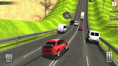 真实模拟赛车游戏