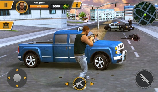 黑帮犯罪城手机版游戏