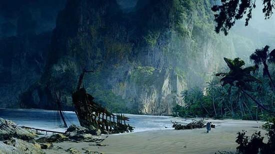 方舟之家岛屿生存1