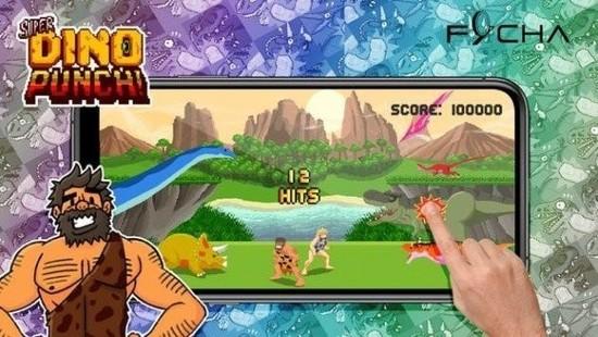 超级恐龙拳免费版