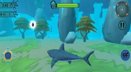 快乐的鲨鱼2