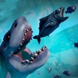 快乐的鲨鱼无敌版