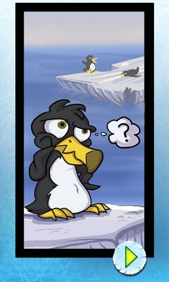 企鹅冰块游戏
