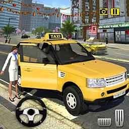 模拟出租车司机游戏