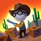 狂野西方枪手游戏