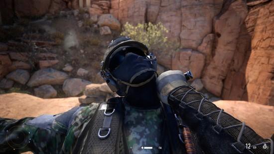 狙击手幽灵战士契约2下载