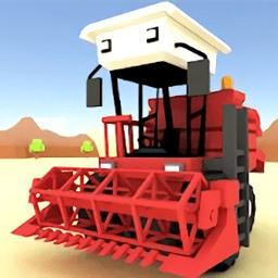 方块农场赛车破解版无限汽车