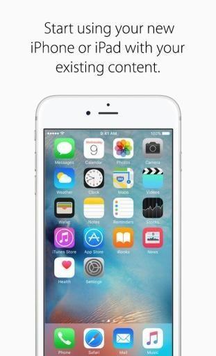 转移到iOS安卓应用下载