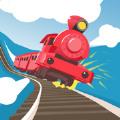 火车冲鸭破解版无限金币