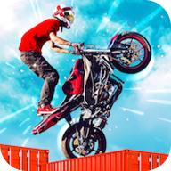越野摩托屋顶赛安卓版免费